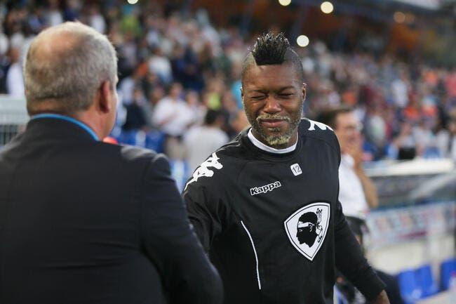 Djibril Cissé ne reviendra pas à Auxerre
