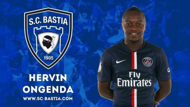 Le PSG prête Ongenda à Bastia