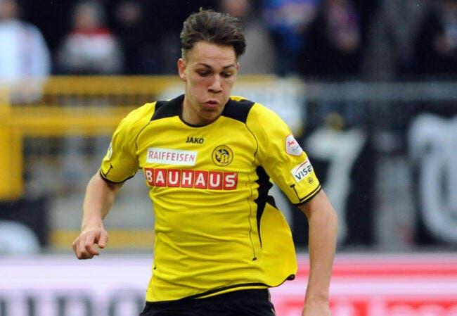 Lille va recruter un petit suisse pour remplacer Kalou !