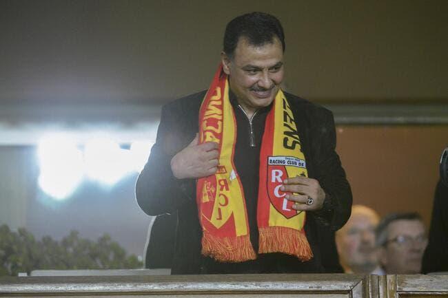 Mammadov n'a rien versé, Lens renonce au mercato