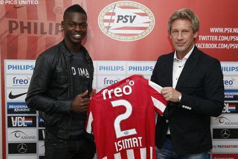 Officiel : Monaco prête Isimat-Mirin au PSV Eindhoven
