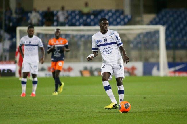 Officiel : S. Yatabaré en prêt à Guingamp