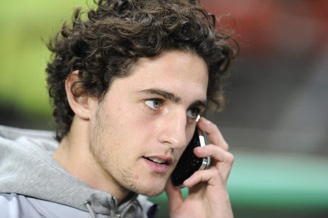 Rabiot, ça coince très fort entre le PSG et la Roma