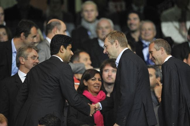 Monaco jette l'éponge devant le PSG