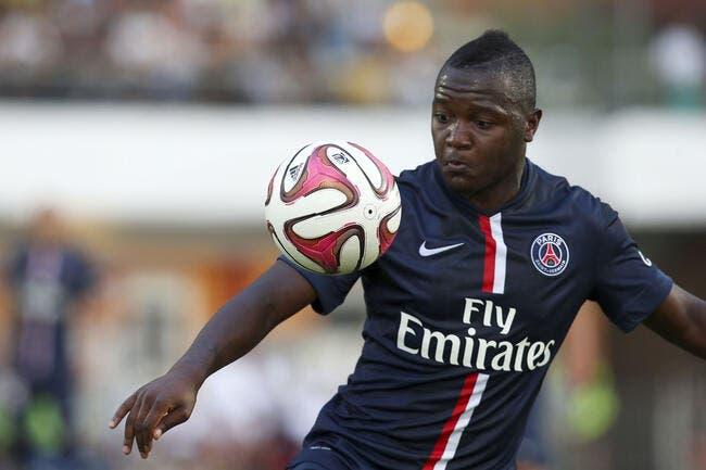 Ongenda quitte le PSG, il dit «ouf» et «merci»