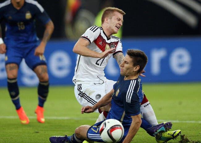 Allemagne - Argentine : 2-4