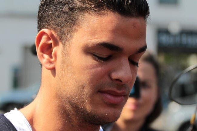 Ben Arfa au bord des larmes à Hull City