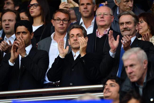 Sarkozy président du PSG ? Al-Khelaifi répond