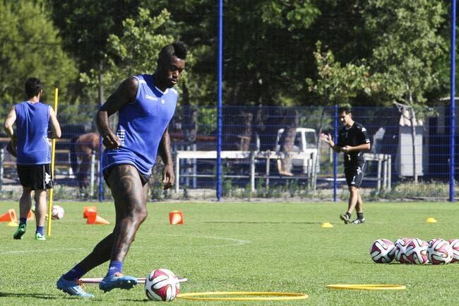 Djibril Cissé fait une « Yoann Gourcuff » à Bastia
