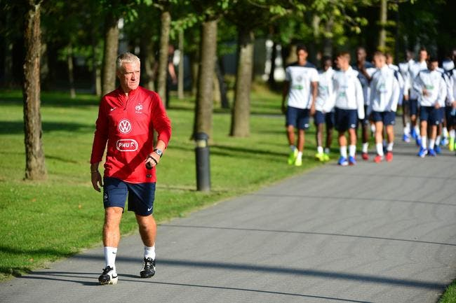 La FFF pense déjà à prolonger Deschamps