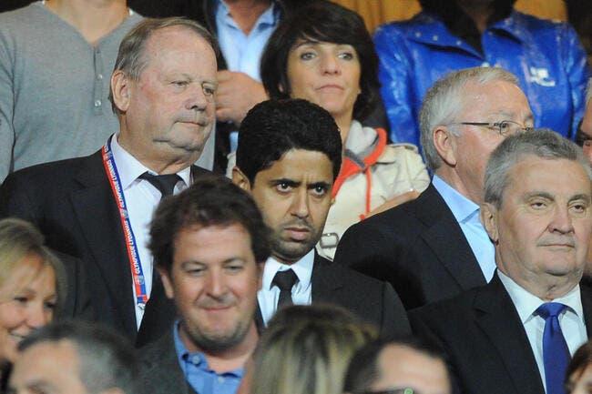 Le PSG bloqué par le FPF, Al-Khelaïfi se réveille trop tard
