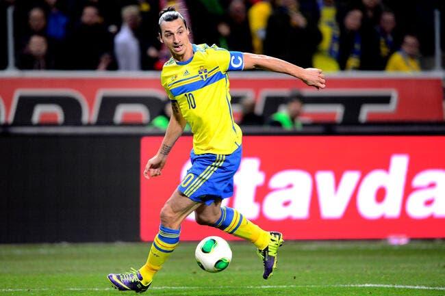 Un record suédois pour Ibrahimovic