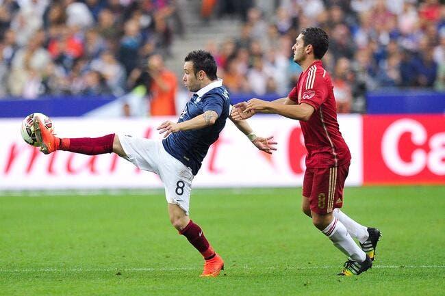 Du coeur et du sérieux, Valbuena aime ces Bleus