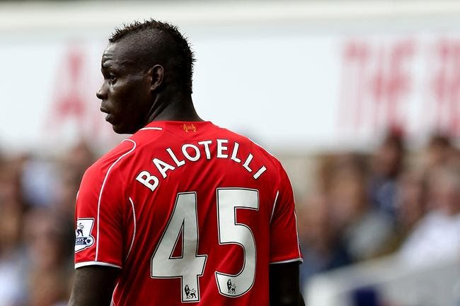 Balotelli déjà victime d'une farce sur sa réputation à Liverpool