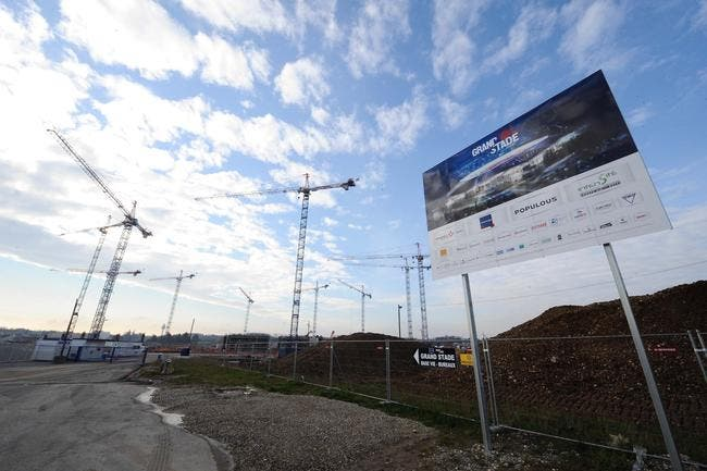 Nouvelle bataille juridique à Lyon pour le Grand Stade