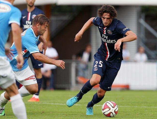 Aucun accord PSG-Roma pour Rabiot