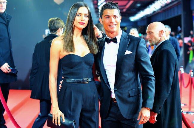 Cristiano Ronaldo à Paris, le rêve de la belle Irina