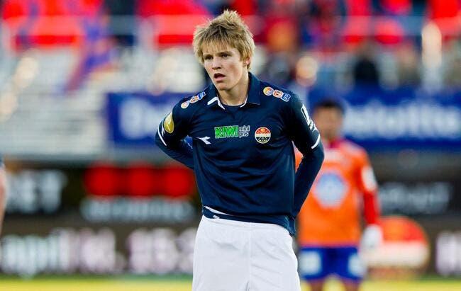Intérêt confirmé du PSG pour Odegaard