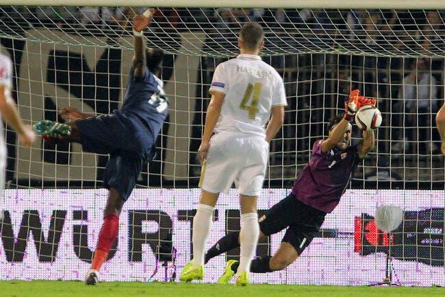 Les notes de Serbie-France : Pogba, la classe au-dessus