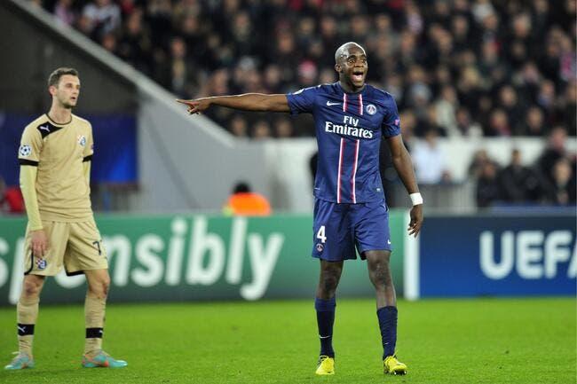 Sissoko n'était plus «heureux» au PSG