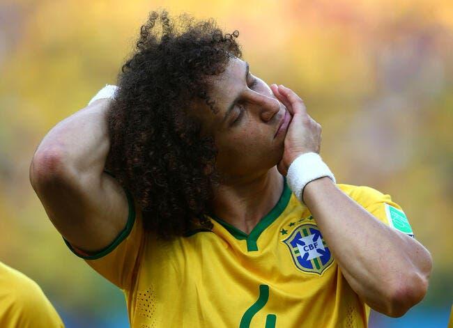 David Luiz fait un choix original pour soigner sa blessure