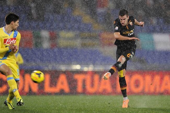 En janvier, le PSG recruterait bien à la Roma
