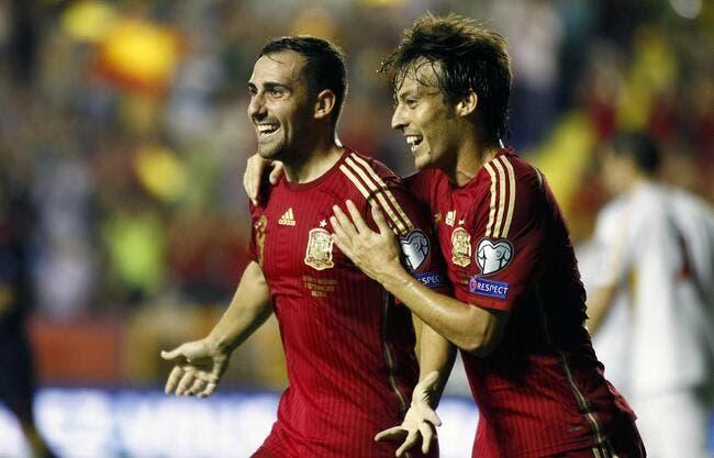 Espagne – Macédoine 5-1