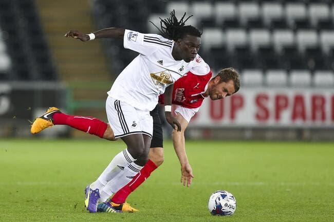 Gomis aurait préparé sa sortie à Swansea