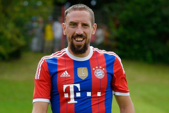 Le Bayern répond aux menaces de Platini sur Ribéry