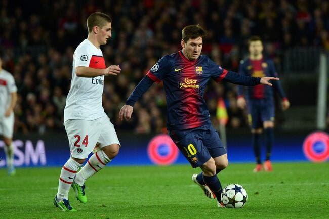 Le PSG veut toujours dénicher le futur Messi