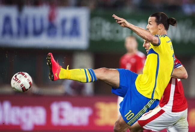 Ibra suspendu 40 matches ? L'UEFA dit non