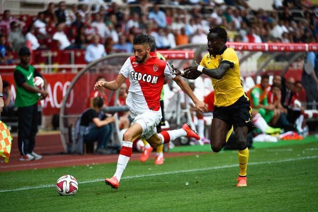 L'OL va recevoir un Monaco affamé prévient YFC