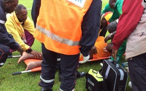 Le PSG privé de Serge Aurier sur blessure ?