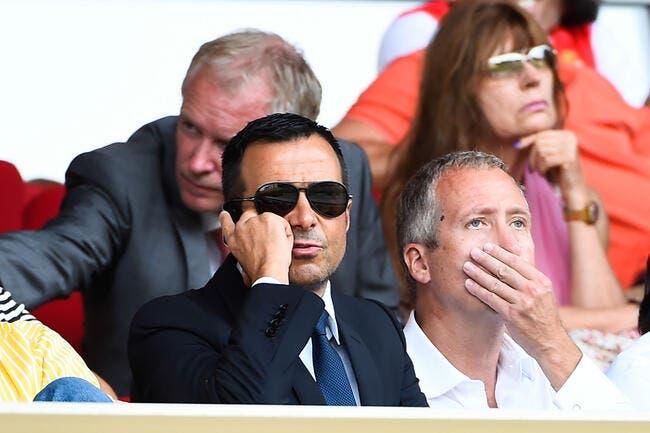 Un tag énervé disparaît à l'AS Monaco