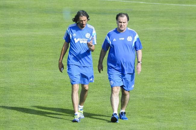 A l'OM, Bielsa menace physiquement son traducteur