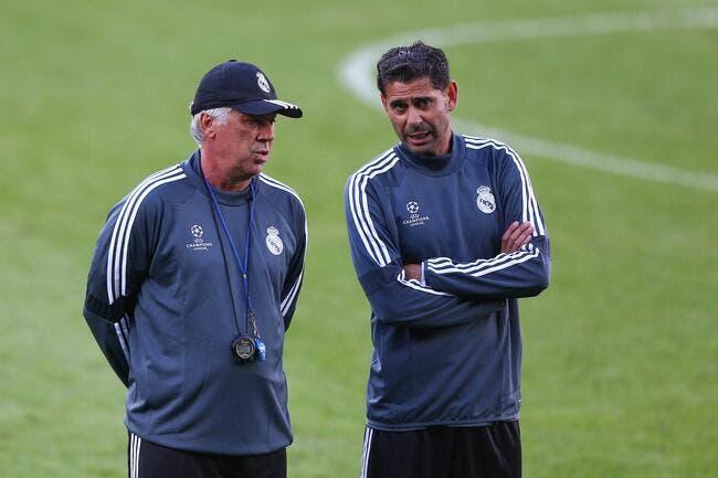 Ancelotti se pose des questions sur le PSG