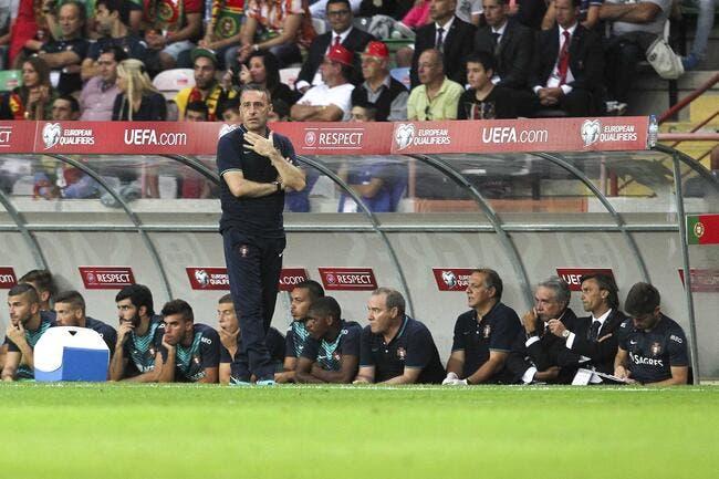 Paulo Bento démissionne au Portugal
