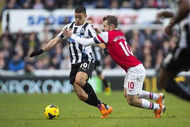Ben Arfa, bon débarras se dit Newcastle