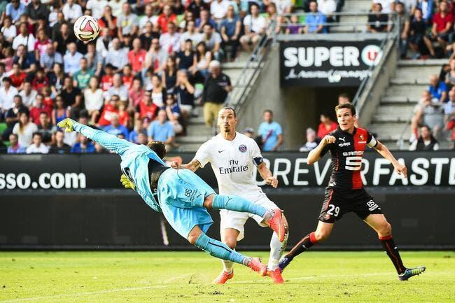 Le PSG accuse Rennes d'avoir refusé de jouer