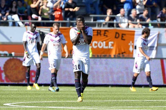Nouveau coup dur en attaque pour Bordeaux