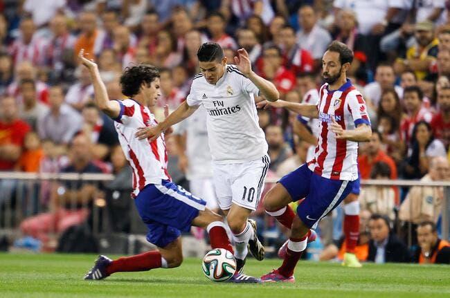 Real Madrid - Atletico Madrid : 1-2