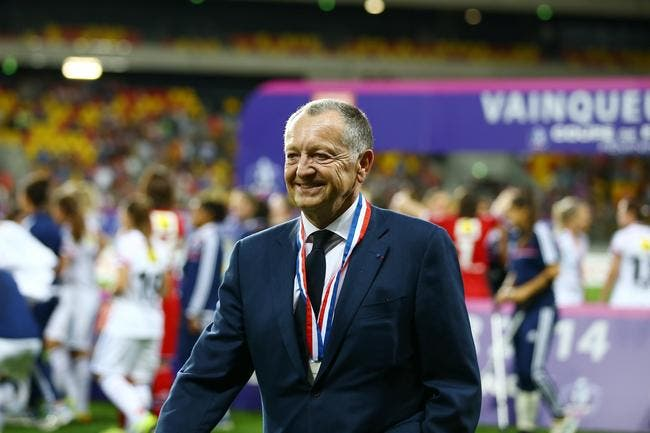 Aulas se la joue grand maître du fair play financier