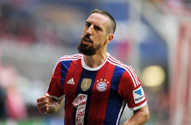Larqué annonce l'inévitable retour de Ribéry chez les Bleus