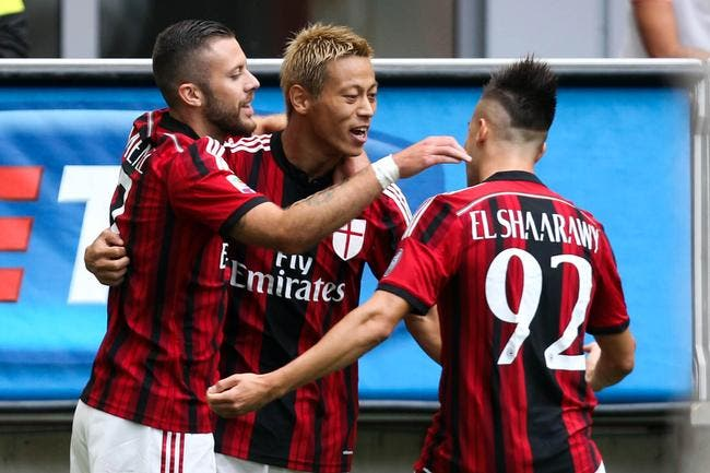 Parme – Milan AC 4-5