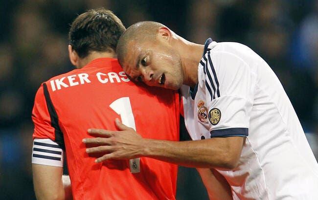 Pepe, une remarque sur Casillas qui fait tâche au Real Madrid