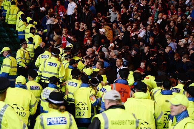 Ajax-PSG classé à très hauts risques, la police tremble