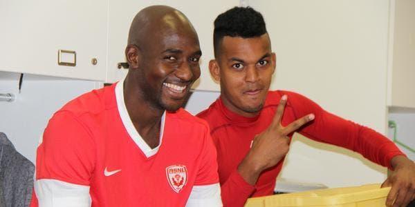 Alou Diarra s'entraîne avec...Nancy !