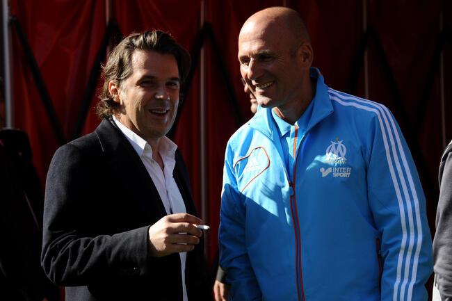 Baup admet avoir été le coach hard-discount de l'OM