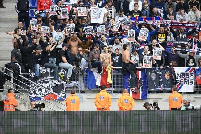 Des Ultras du PSG ont réussi à assister à Rennes-PSG
