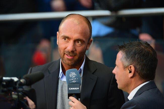 Dugarry ronfle devant les matches du PSG